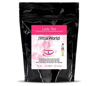 VitalWorld Lady-Tee 100g