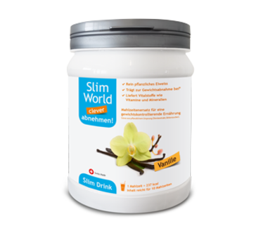 SlimWorld Drink Vanille
