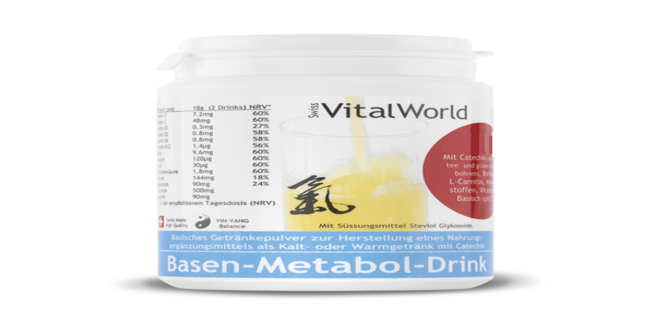 VitalWorld Basen-Metabol-Drink